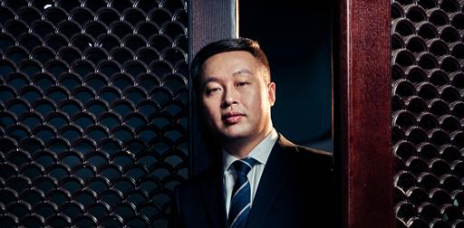 葫芦娃集团创始人兼CEO唐正荣